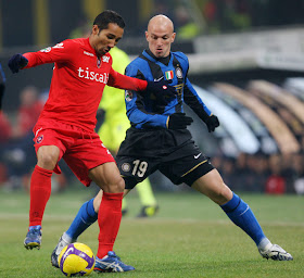 PREDIKSI SKOR CAGLIARI VS INTER MILAN 7 APRIL 2012
