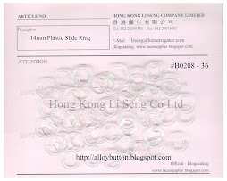 Plastic Slide Ring Supplier - Hong Kong Li Seng Co Ltd