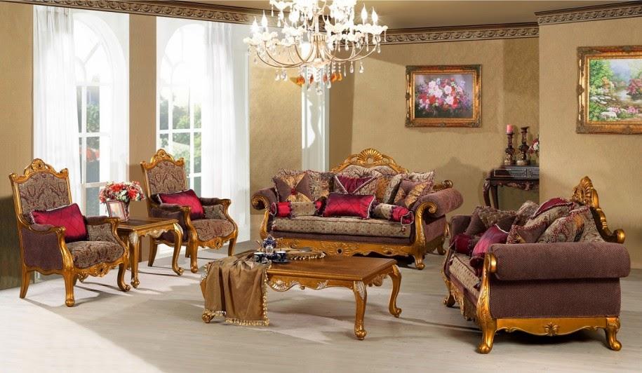 sofa ruang tamu klasik