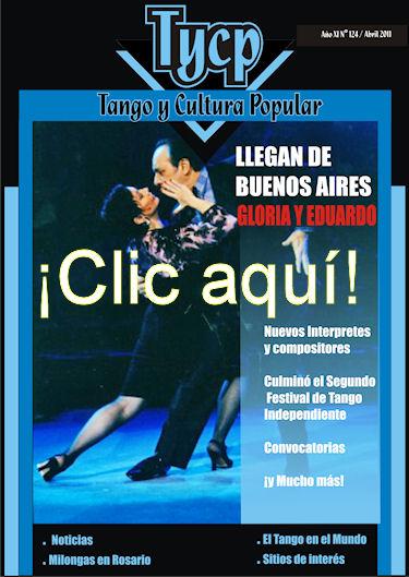 Tango y Cultura Popular N° 124 - Clic aquí