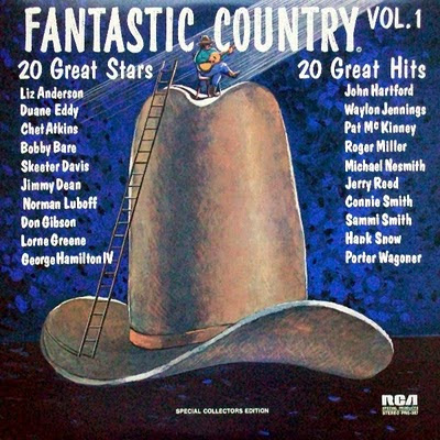 Fantastic Country - Volumen 1 (1972)