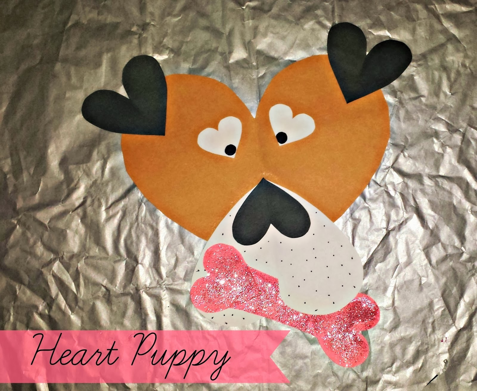 heart dog puppy valentine