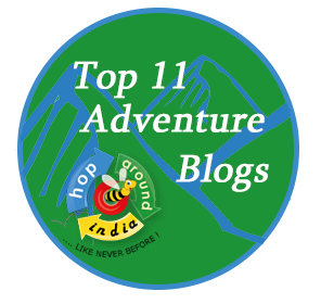adventure blogs of india