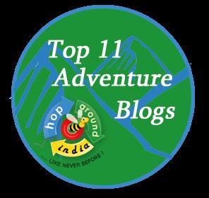 adventure blogs of india