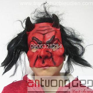 bán mặt nạ quỷ halloween