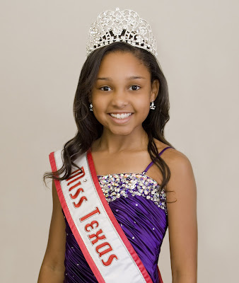 National American Miss Pageant Texas