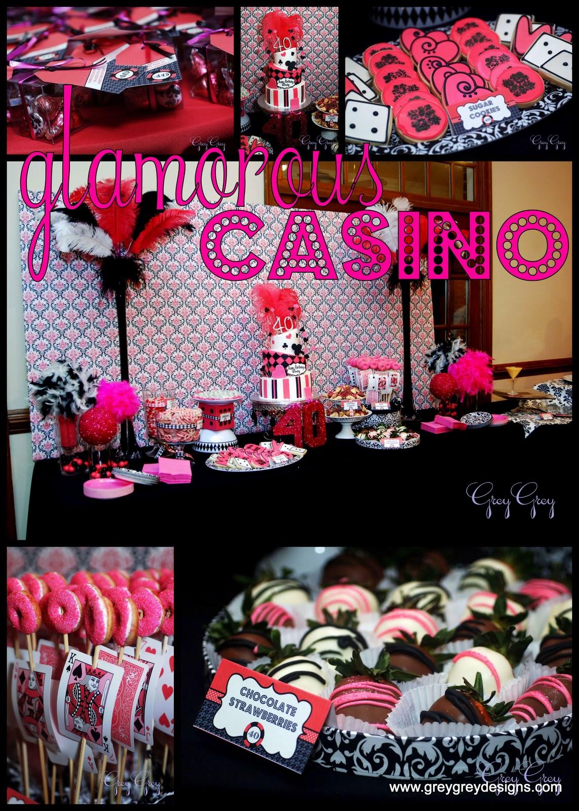 Casa casino night