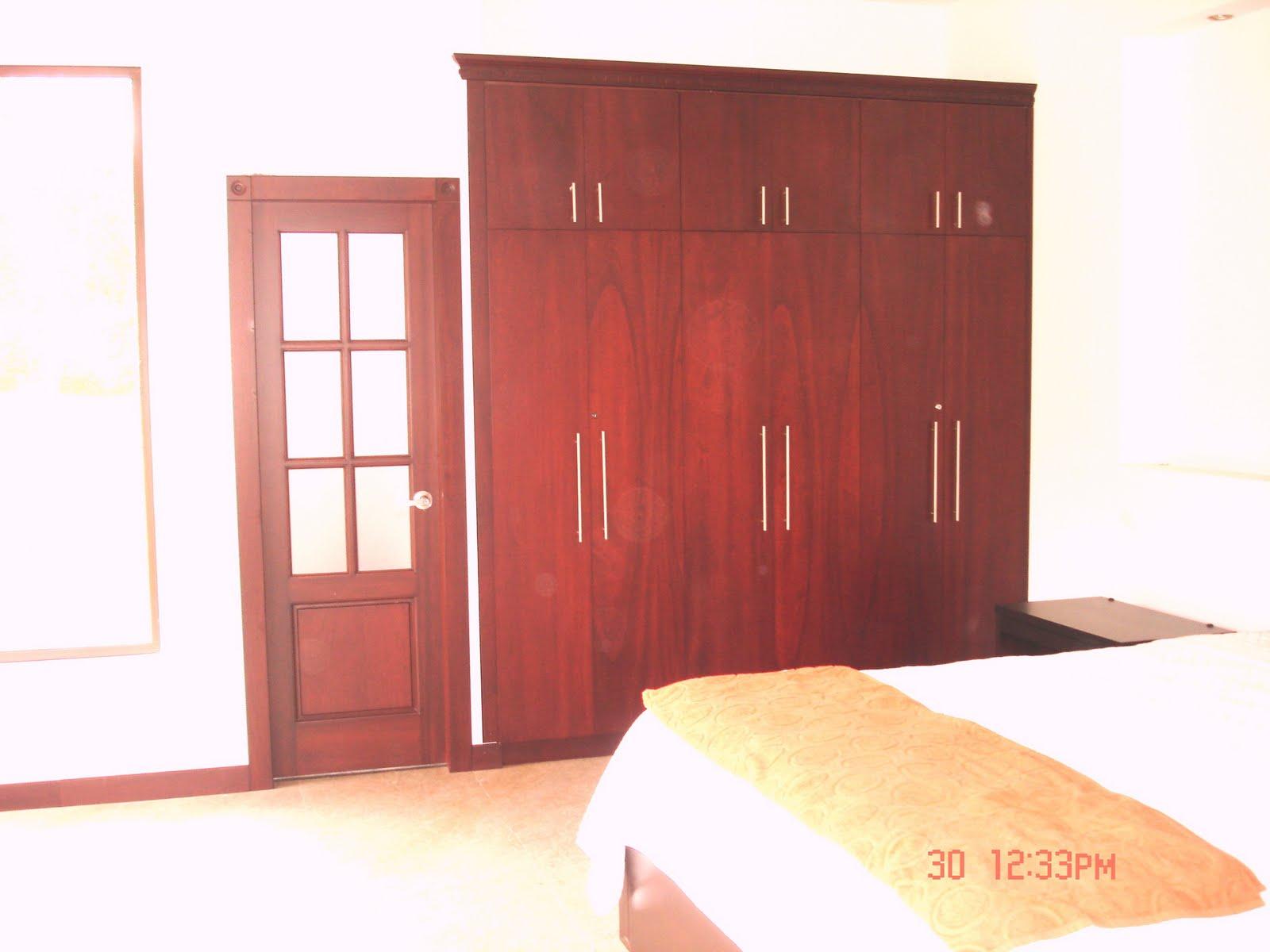 Ideatumobiliario dormitorios closets for Closet modernos para habitaciones