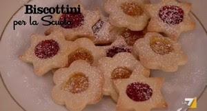 Biscotti di Pasta Frolla Benedetta Parodi