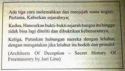 di malaysia gerakan ini dah buat sejak dulu lagi cuma sekarang mereka agak kuat 1