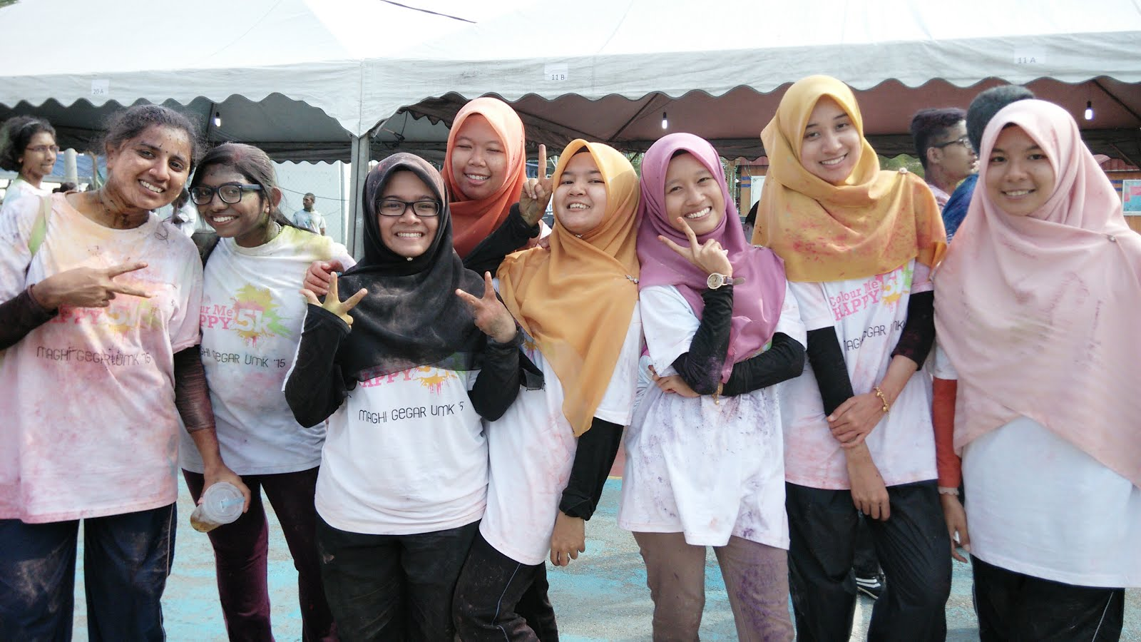 Color Run UMK 2015