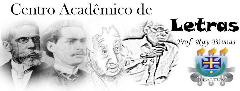 Centro Acadêmico de Letras Prof. Ruy Póvoas