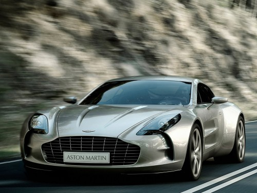from uk aston martin one 77 comes with a v 12 73 liters engine that can make the car run up to 220mph or 354 kmh it hits 60 mph under 36 seconds - Top 10 Fast Cars In The World 2012