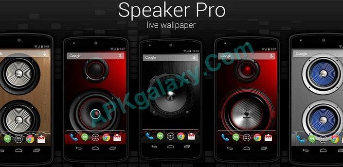 Speaker Pro v1.3.1 Apk