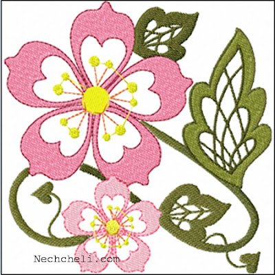 free embroidery designs:
