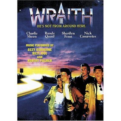 the wraith dvd