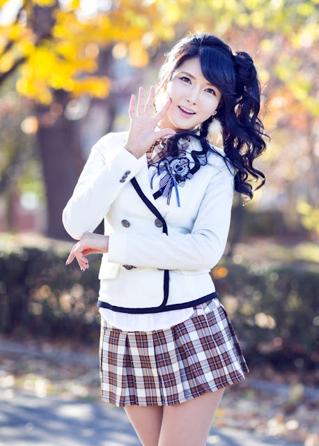 School Girl Cha Sun Hwa