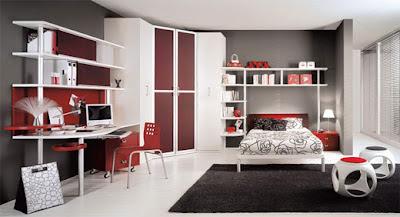contoh kamar tidur minimalis dan modern