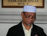 Ahli Majlis Pimpinan Tertinggi PKR Dr Badrulamin Bahron