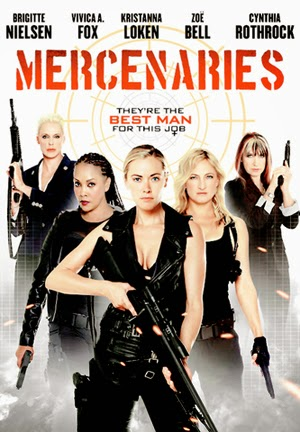 Mercenaries 2014 poster
