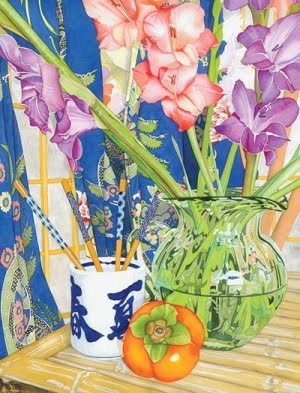 Sally Baker Watercolor Artist