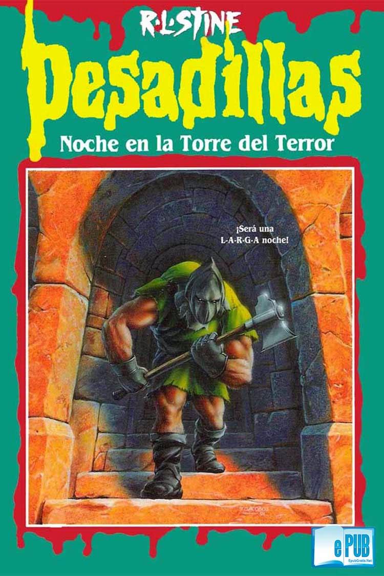 Noche+en+la+torre+del+ter Noche en la torre del terror   R. L. Stine