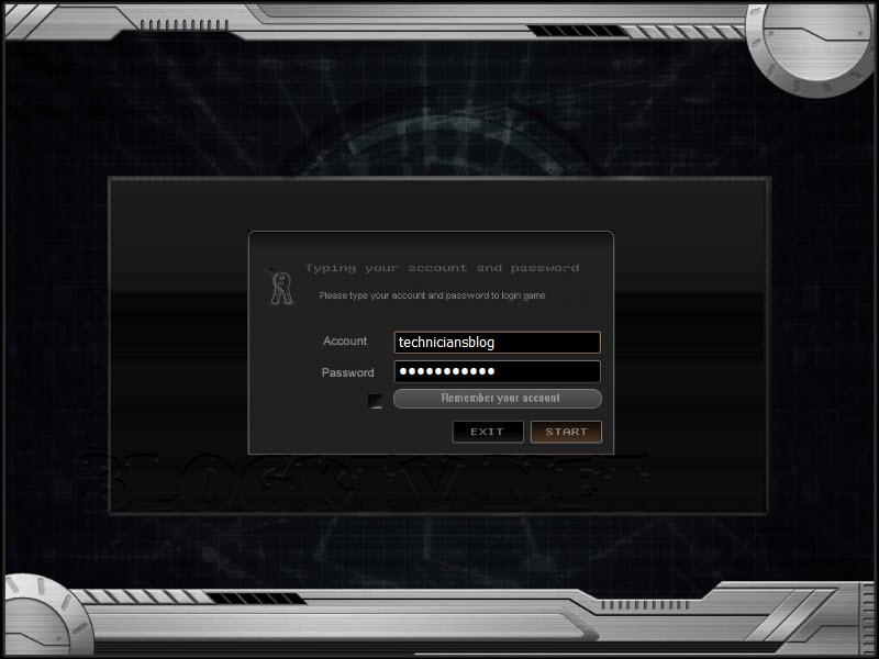 Crossfire Offline versão 2012 CS-Red-2012-v5.2.2
