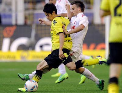 Borussia Dortmund 5 - 0 FC Cologne (1)