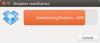 Dropbox ubuntu Install