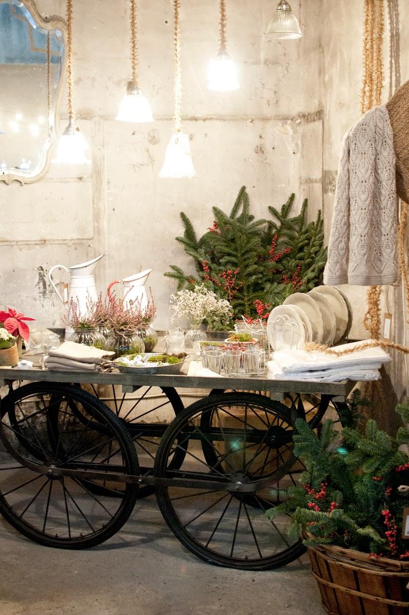 Mercadillos Navideños Navidad 2014