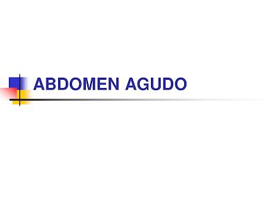 Fisiopatología del Abdomen Agudo