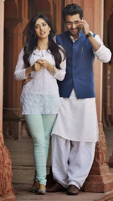 Neha Sharma in Goergette Kurti Youngistan