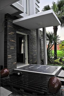 Design teras Rumah modern