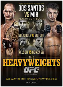 Download UFC 146 Dos Santos vs. Mir HDTV 2012