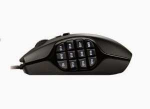 Buy Logitech G600 MMO USB Laser Gaming Mouse for Rs.2222 at PayTM : BuyToEarn