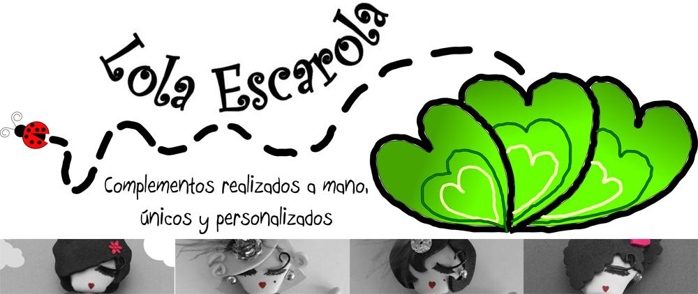 Lola Escarola: broches y más
