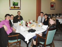 Svatovska večera u LOTOS-u na korzu Sl.Brod...