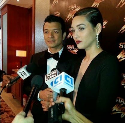 8th Star Magic Ball Couple Jericho Rosales and Kim Jones