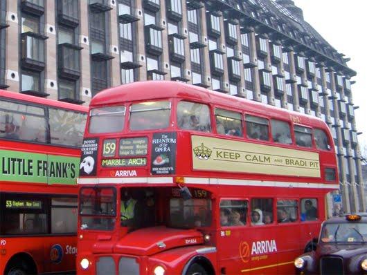 London Bus Bradi