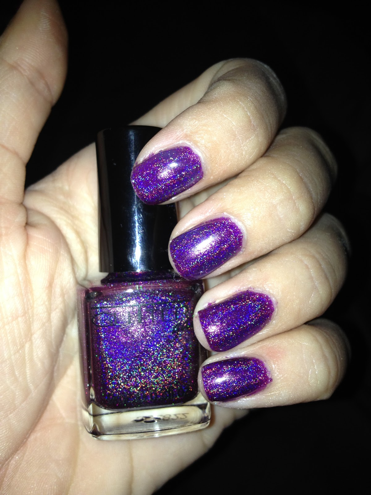 Beauty with Belinda: Review : Glitter Gal Holographic Nail Polish ...