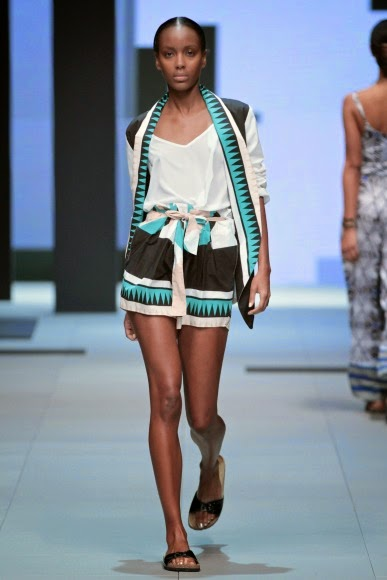 SDR Photo,Mercedes Benz Cape Town Fashion Week 2014, Lasesso, Vakwetu