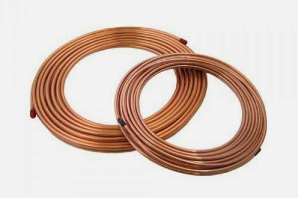 Calentadores solares tubos de cobre para aire - Precio de tuberia de cobre ...