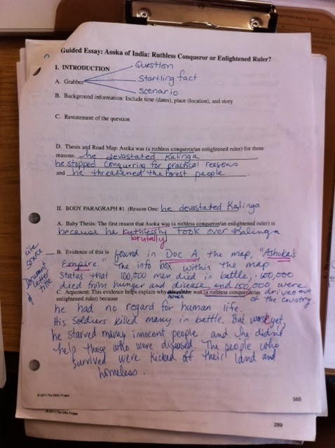2nd community dbq essay grade Browse free lesson plans by subject and/or grade teachers network leadership institute the document-based question : the document-based question: day one | day two we will end our dbq essay by learning the parts of a conclusion then by drafting and editing.