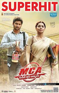 MCA Middle Class Abbayi (2017) Hindi Dual Audio UnCut HDRip | 720p | 480p