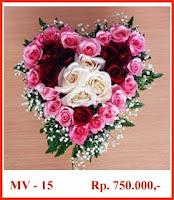 mawar valentine 15