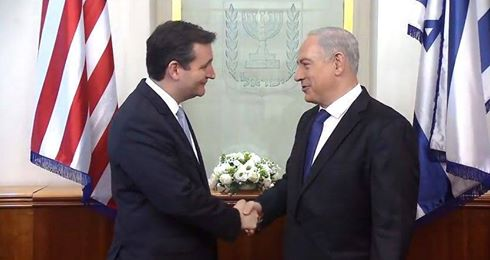 Cruz and Bibi