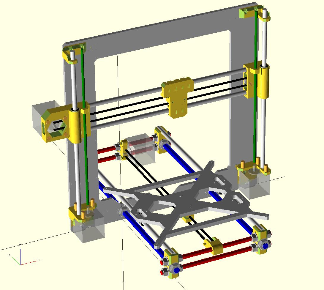 Arduino colombia impresora 3d reprap en colombia for Construir impresora 3d