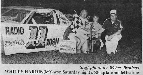 Midwest racing archives this week in racing history 1983 for Champion motors waterloo iowa
