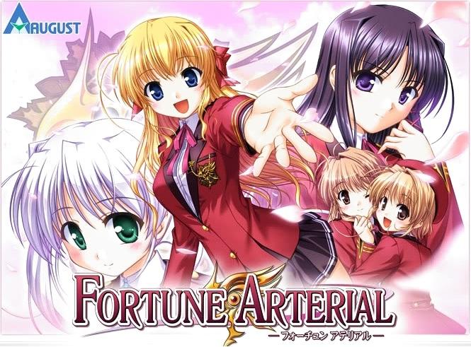Fortune Arterial: Akai Yakusoku Ova