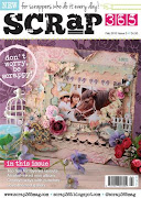 Featured in Scrap365 Feb Issue 2012